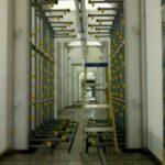 Inside Conveyor Washer